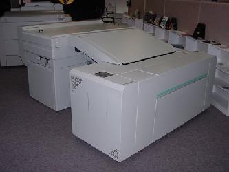 CTF ( filmadora ) - HEIDELBERG SIGNASETTER con PROCESADORA ONLINE CTP Computer to plate