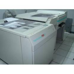 CTF (Filmadora) - Linotype (Heidelberg) Herkules-Pro con Reveladora Online  CTP Computer to plate