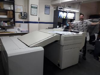 Pre-Press Service News - Marzo 2019 CTP Computer to plate