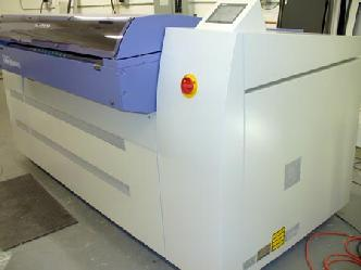 CTP (Computer to Plate) - Formato 8 Paginas - Marca SCREEN - Linea PTR 8000 - 8100 - 8600 CTP Computer to plate