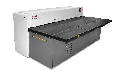 CTP KODAK TRENDSETTER Q1600 PLATESETTER CTP Computer to plate