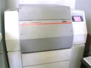 CTF (Filmadoras)-Formato 4 Paginas-Marca AGFA-Modelo Avantra 25 CTP Computer to plate