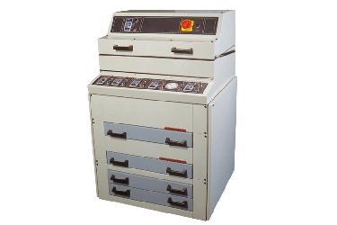 PROCESADORAS DE FOTOPOLIMEROS Formato 500 x 400 CTP Computer to plate