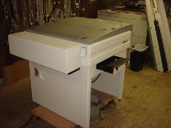 Procesadoras de Peliculas - Caracteristicas CTP Computer to plate