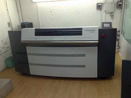 CTP (Computer to Plate) - Formato 8 Paginas - Marca HEIDELBERG - Linea TOPSETTER 102 CTP CTPS platesetter platesetters