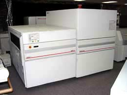 CTP (Computer to Plate) - Formato 8 Paginas - Marca AGFA - Linea GALILEO CTP CTPS platesetter platesetters